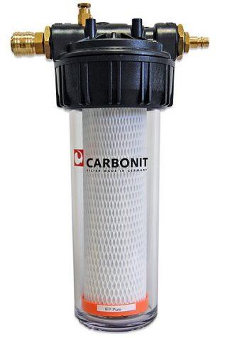 Filtre à eau sous évier Carbonit