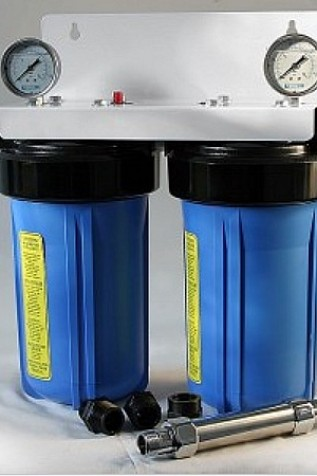 Filtration centralisée / anticalcaire