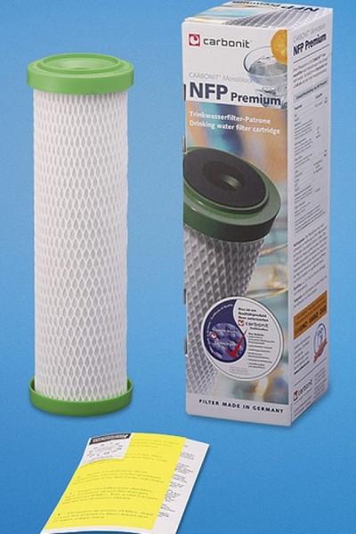 cartouche filtrante Carbonit NFP Premium